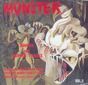 MONSTER SOUNDS AND BOPPIN TRACKS : Volume 2
