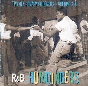 R&B HUMPDINGERS : Volume 6