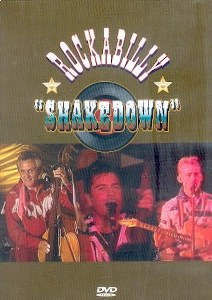 VARIOUS ARTISTS : ROCKABILLY SHAKEDOWN