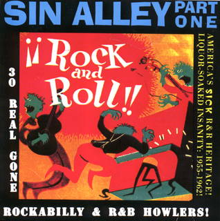 SIN ALLEY PART 1 : Various Artists