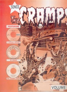 V/A SONGS THE CRAMPS TAUGHT US VOL. 4