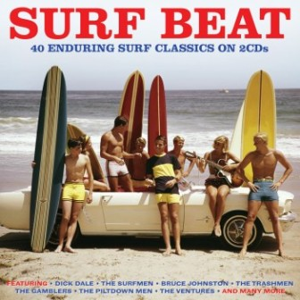 SURF BEAT : 40 Enduring Surf Classics