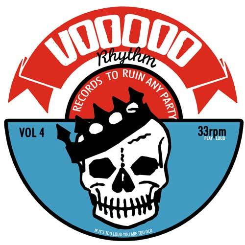 VOODOO RHYTHM COMPILATION : Volume 4