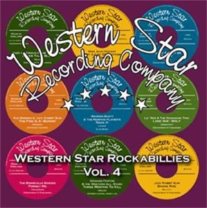 WESTERN STAR ROCKABILLIES : Volume 4