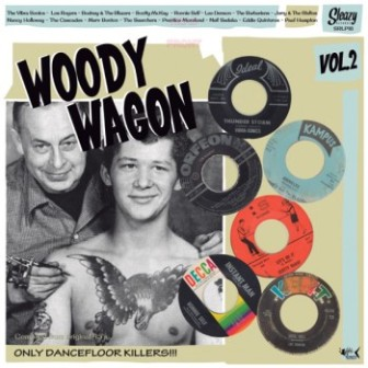 WOODY WAGON : Volume 2