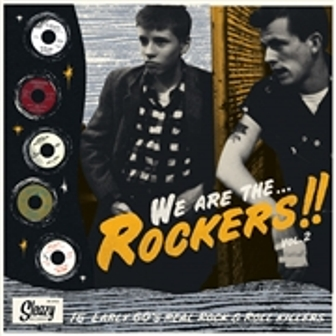 WE ARE ROCKERS : volume 2
