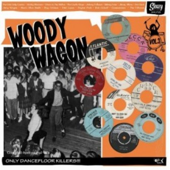 WOODY WAGON : Volume 3