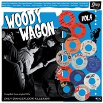 WOODY WAGON : Volume 4