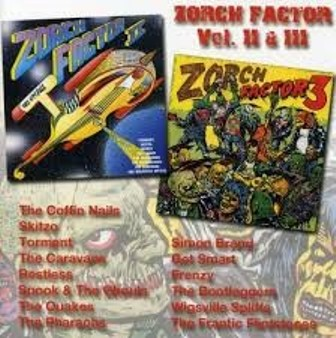 ZORCH FACTOR : Vol. II and III